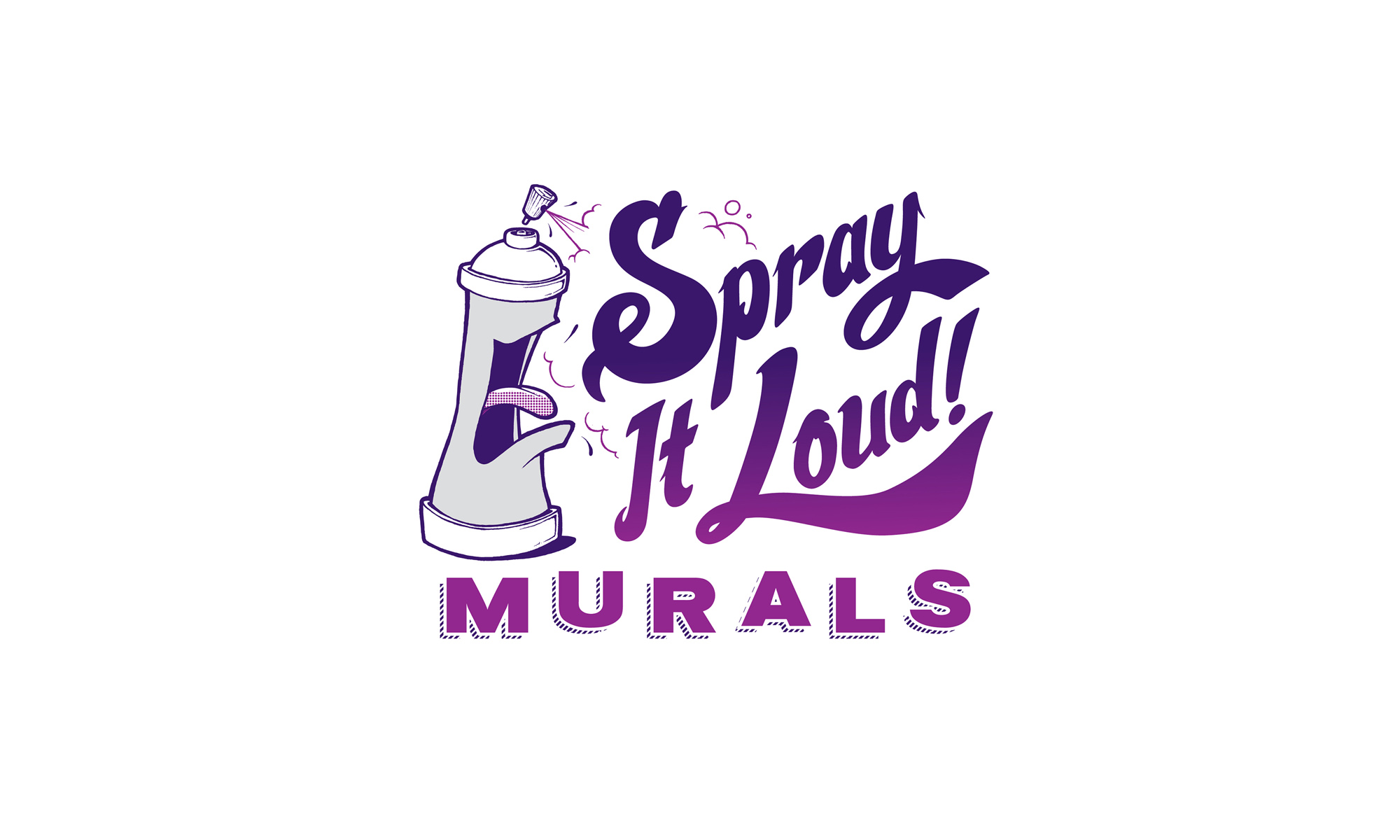 Spray It Loud Murals